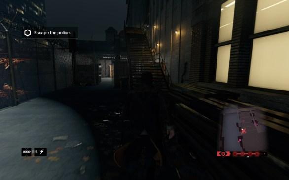 Watch Dogs PC gameplay screenshot