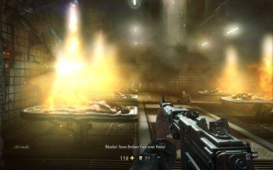 Wolfenstein The New Order PC gameplay screenshot