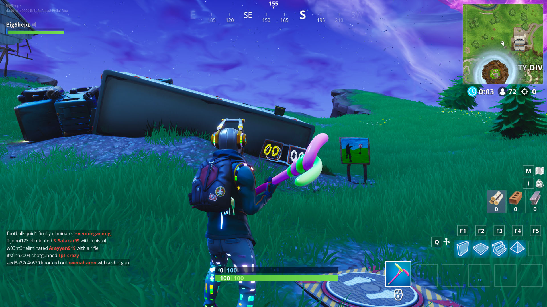 All Fortnite Shooting Galleries Locations: Where To Get A