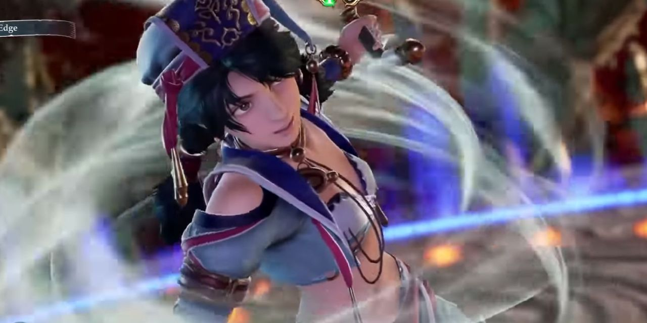 Watch 29 minutes of Soul Calibur 6 gameplay featuring Raphael, special moves, and more
