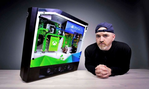 """CES 2020 The ORIGINS PC """"BIG O"""" THE ULTIMATE GAMING MACHINE Now Available"""