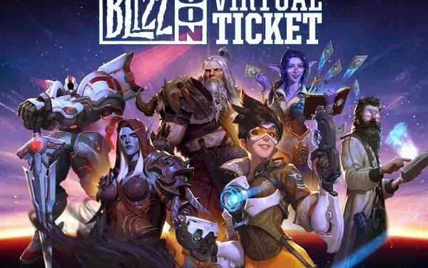 Only One Day Left to Get Your BlizzCon 2019 In-Game Items!