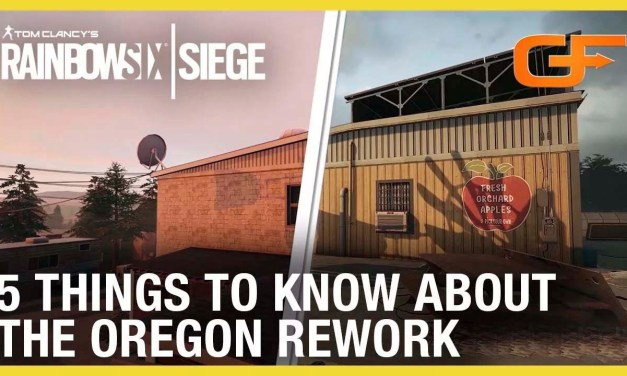 Rainbow Six Siege: 5 Things To Know About the Oregon Rework w/ Get_Flanked | Ubisoft