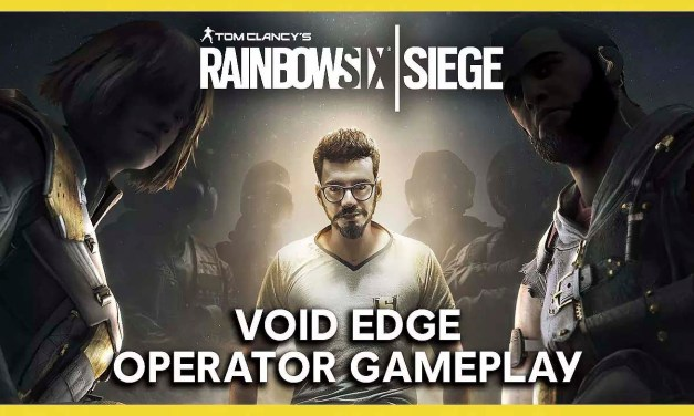 Tom Clancy's Rainbow Six Siege: Operation Void Edge Launch Stream Gameplay | Ubisoft