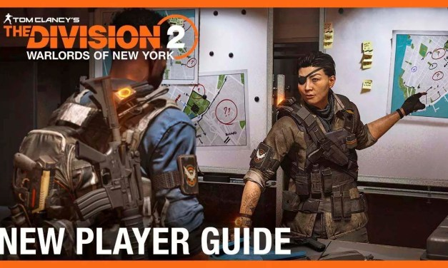 The Division 2: Warlords of New York New Player Guide with Hamish | Ubisoft – YouTube