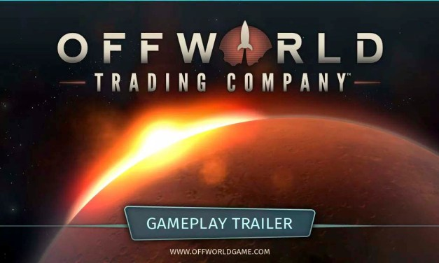 Free Games for March: Offworld Trading Company Now Available from Epicgames