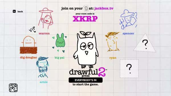 Free Games for #Covid19:  Drawful 2 on Steam
