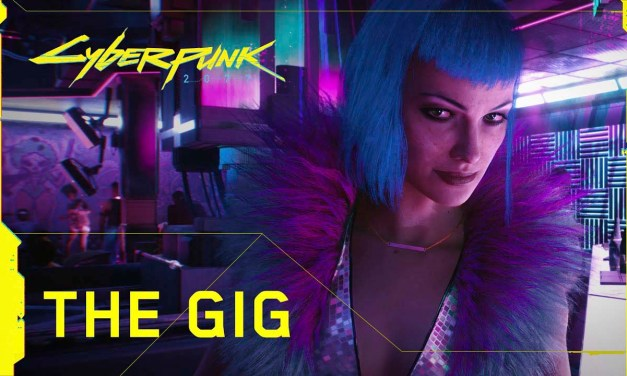 Premier Cyberpunk 2077 — Official Trailer — The Gig