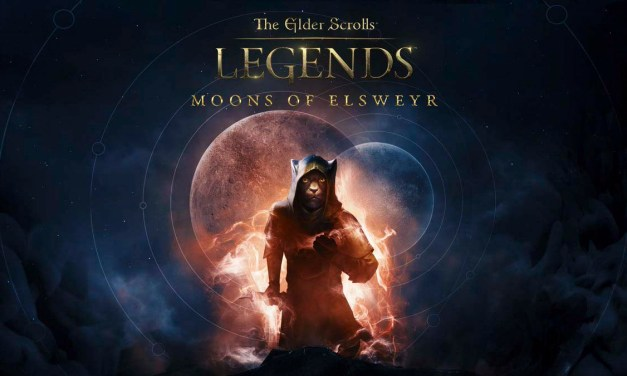 Free keys for The Elder Scrolls Legends: Moons of Elsweyr Expansion