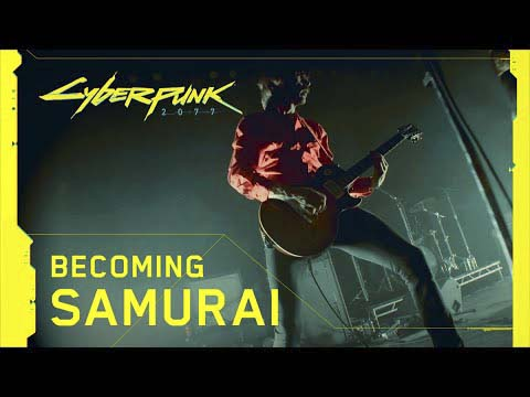 Cyberpunk 2077 — Refused: Becoming SAMURAI