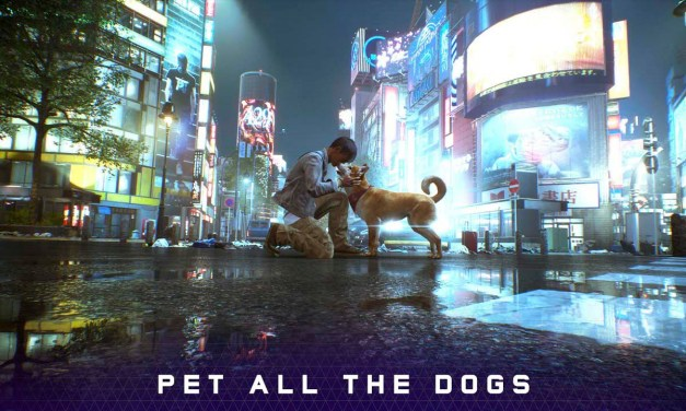 Ghostwire: Tokyo – QuakeCon at Home | Pet all the dogs