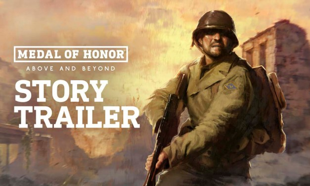 Medal of Honor: VR Above and Beyond | Story Trailer | Oculus Rift Platform