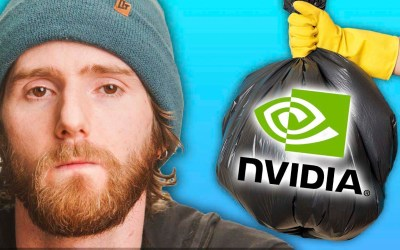 NVIDIA pretends to care about gamers