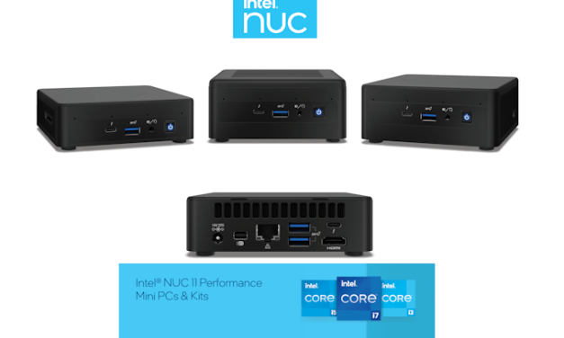 Intel's Tiger Lake NUC11: Panther Canyon for Asia Alone