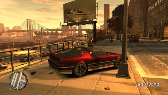 GTA 4 Compressed PC Game Free Download 4.6GB