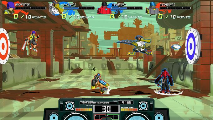 Lethal League Blaze The Shadow Surge Update v1 17 incl DLC Torrent Download
