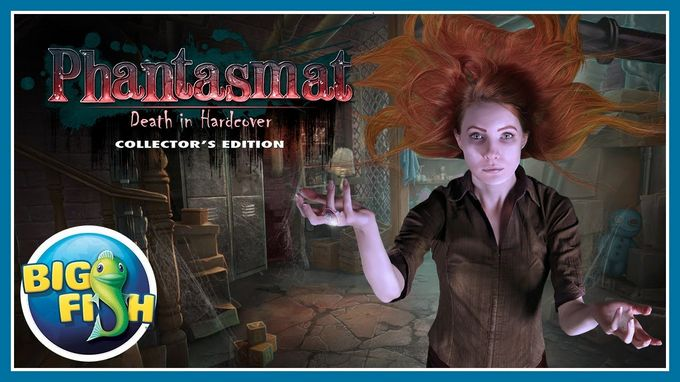 Phantasmat Death in Hardcover Collectors Edition Free Download