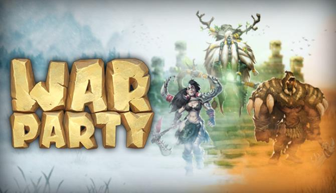 Warparty Update v1 0 4 Free Download