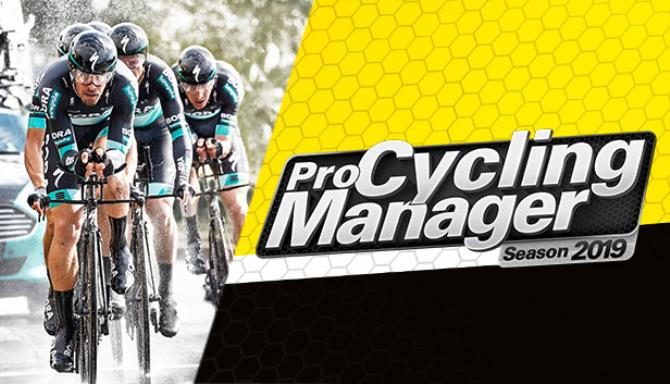 Pro Cycling Manager 2019 v1 0 5 5 Update Free Download