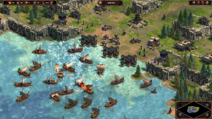 Age of Empires Definitive Edition Build 27805 PC Crack