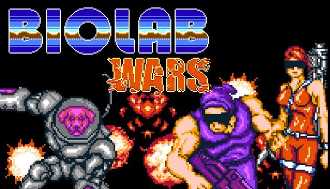 Biolab Wars Free Download