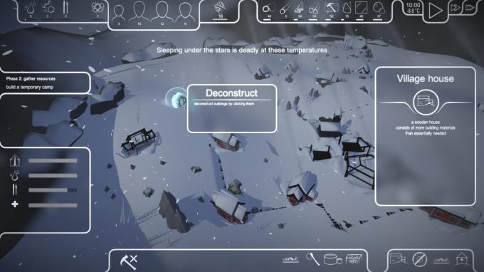 Climatic Survival Northern Storm PC Crack
