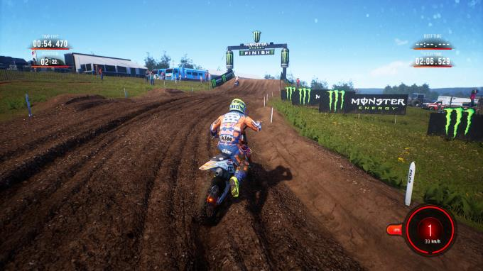 MXGP 2019 The Official Motocross Videogame PC Crack