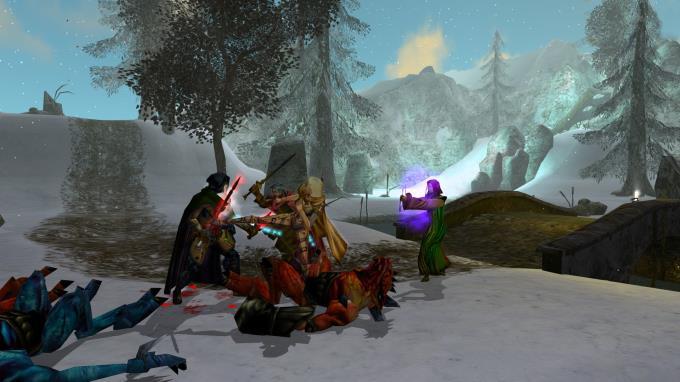 Neverwinter Nights Enhanced Edition Tyrants of the Moonsea PC Crack