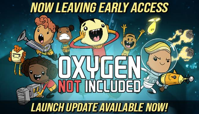 Oxygen Not Included Update Build 361684 Free Download