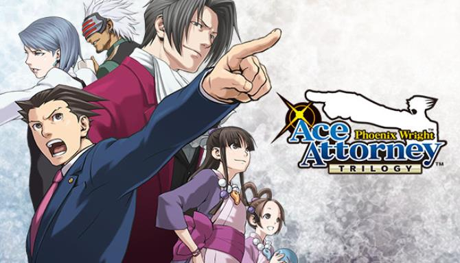 Phoenix Wright Ace Attorney Trilogy Update v20190822 Free Download