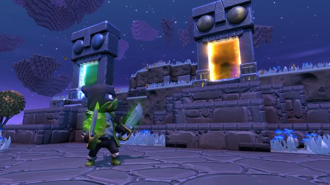 Portal Knights Elves Rogues and Rifts Update v1 6 3 Torrent Download