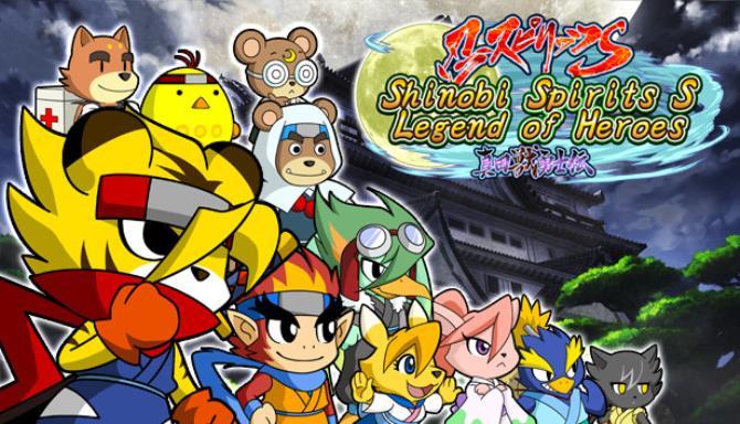 Shinobi Spirits S Legend of Heroes Free Download