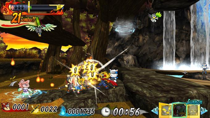 Shinobi Spirits S Legend of Heroes Torrent Download