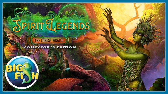 Spirit Legends The Forest Wraith Free Download