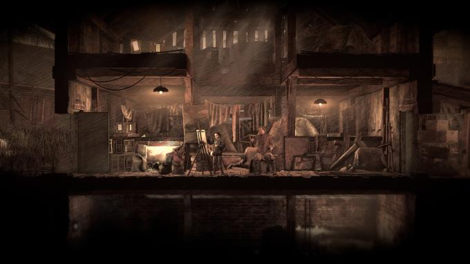 This War of Mine Stories Fading Embers Update v20190814 Torrent Download
