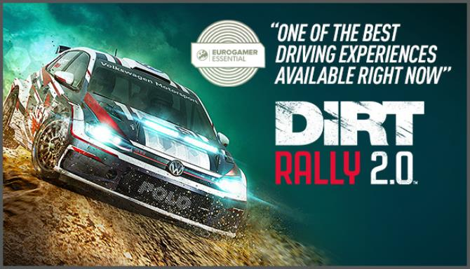 DiRT Rally 2 0 Update v1 8 incl DLC Free Download