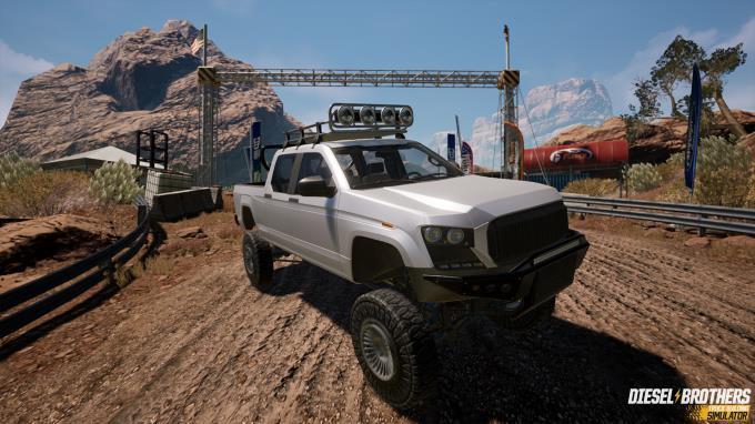 Diesel Brothers Truck Building Simulator Update v1 3 10794 PC Crack
