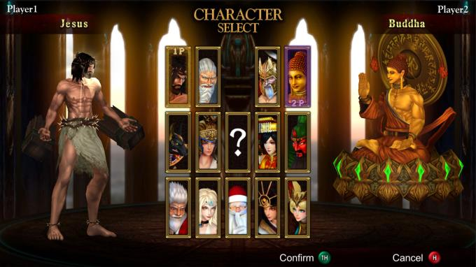 Fight of Gods Godracter PC Crack