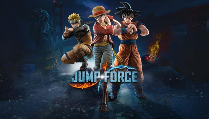 JUMP FORCE Update v1 13 Free Download