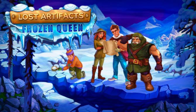 Lost Artifacts Frozen Queen Collectors Edition Free Download