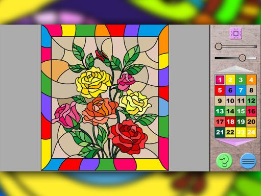 Paint By Numbers PC Crack