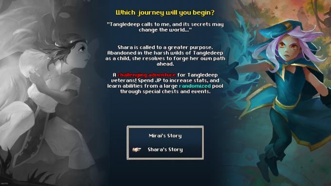 Tangledeep Legend of Shara Update v1 28 PC Crack