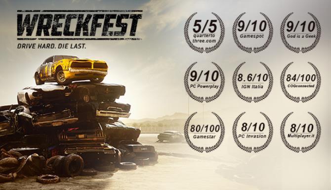 Wreckfest Update v1 250726 Free Download