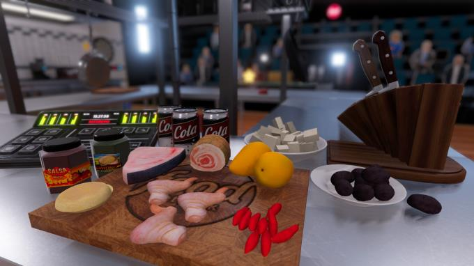 Cooking Simulator Cooking with Food Network Update v2 0 0 8 1 PC Crack
