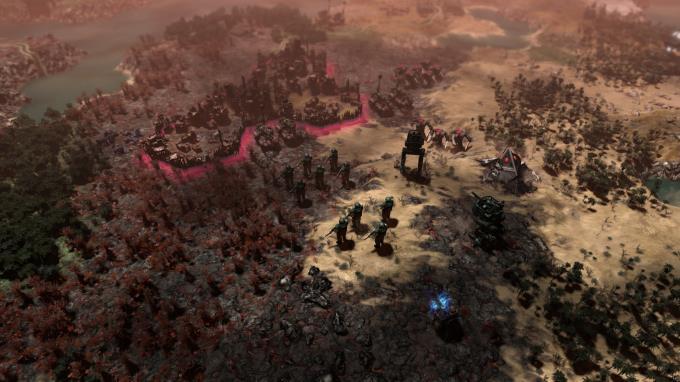 Warhammer 40000 Gladius Relics of War Fortification Pack Update v1 4 1 PC Crack
