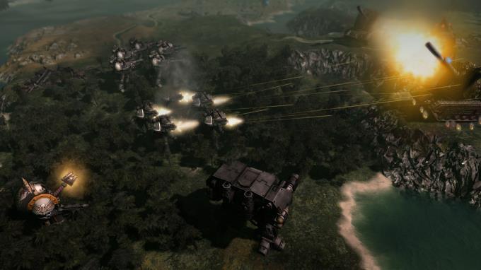 Warhammer 40000 Gladius Relics of War Fortification Pack Update v1 4 1 Torrent Download