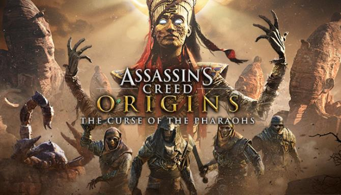 Assassins Creed Origins The Curse of the Pharaohs Crack Only READNFO Free Download