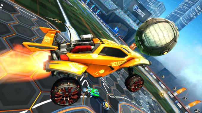 Rocket League Rocket Pass 5 PC Crack