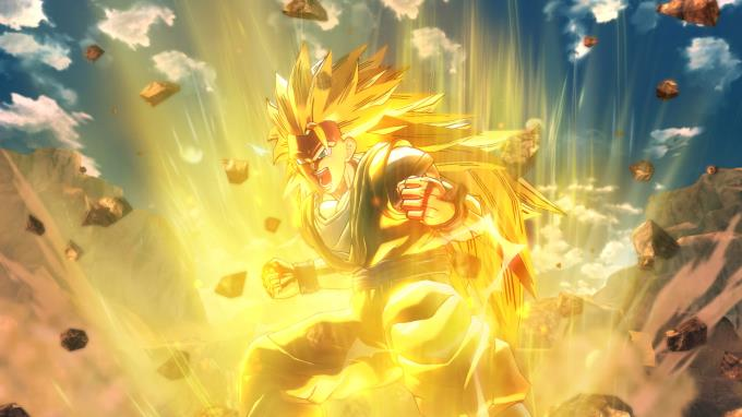 Dragon Ball Xenoverse 2 Update v1 14 01 PC Crack