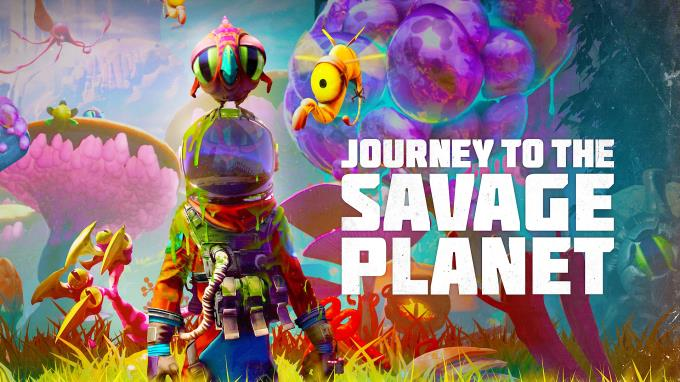 Journey to the Savage Planet Free Download